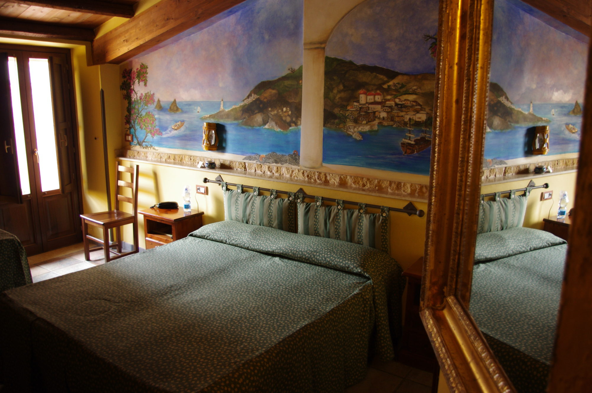 Camera B&B Piazza Garibaldi